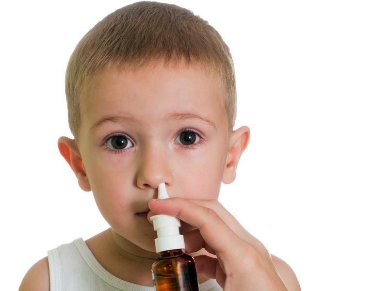 Sinusite criança